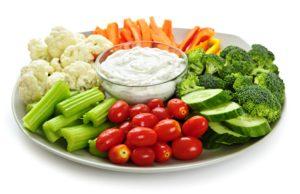 Veggie Tray (Horizons Catering)