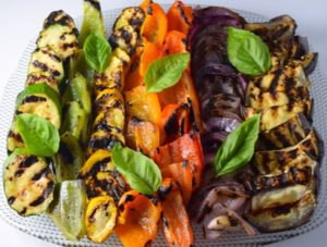 marinated grilled platter (Horizons Catering)